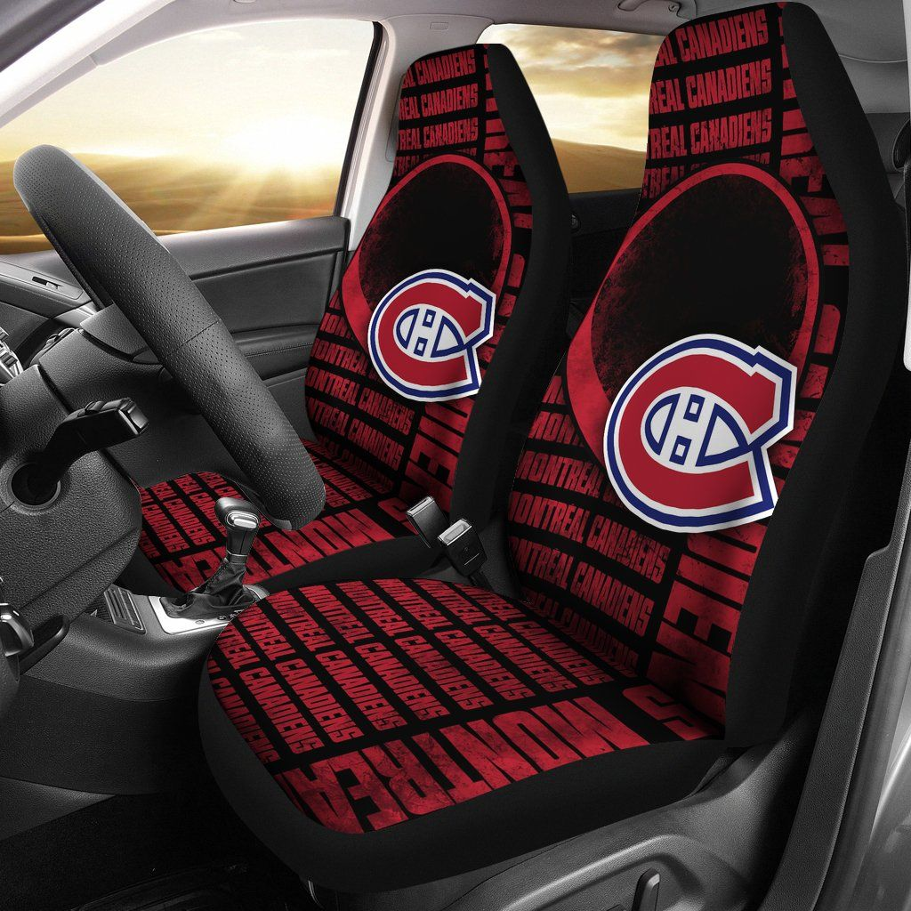 info for 69eea 92825 The Victory Montreal Canadiens Car Seat Covers | Montreal ...