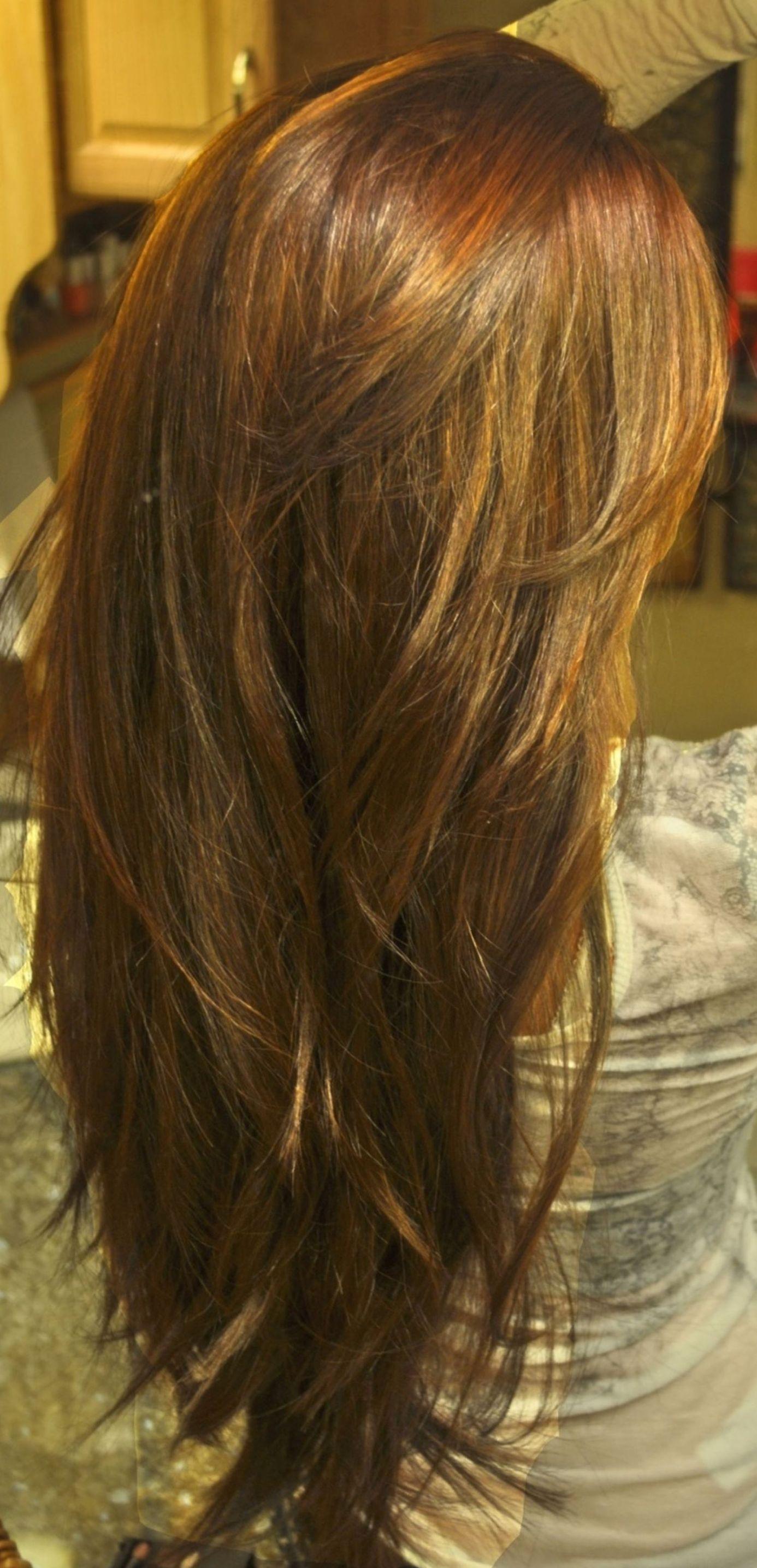 Long Length Layered Haircuts For Thick Hair 53