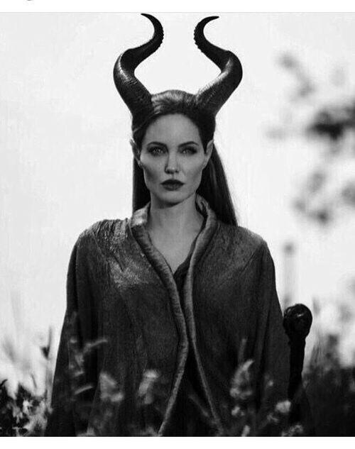 Maleficent Angelina Jolie And Disney Image Halloween