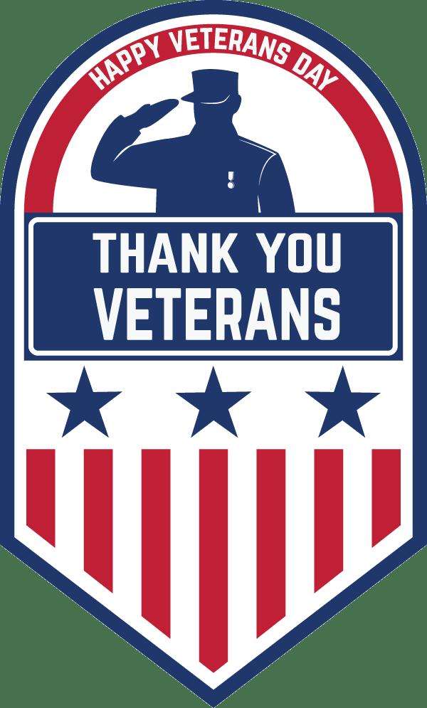 45+ Transparent Veterans Day Clipart