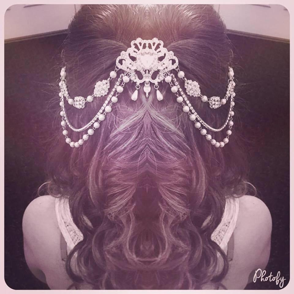 hair bride wedding beautespeciale Wedding makeup