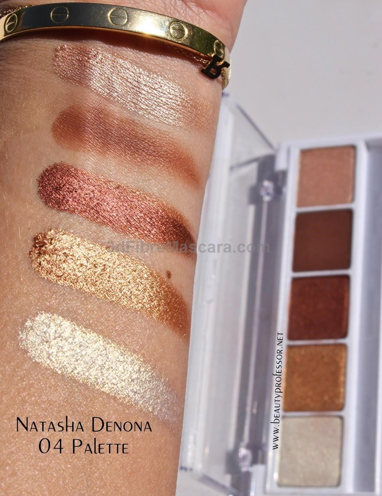 Mini Nude Eyeshadow Palette by Natasha Denona #13