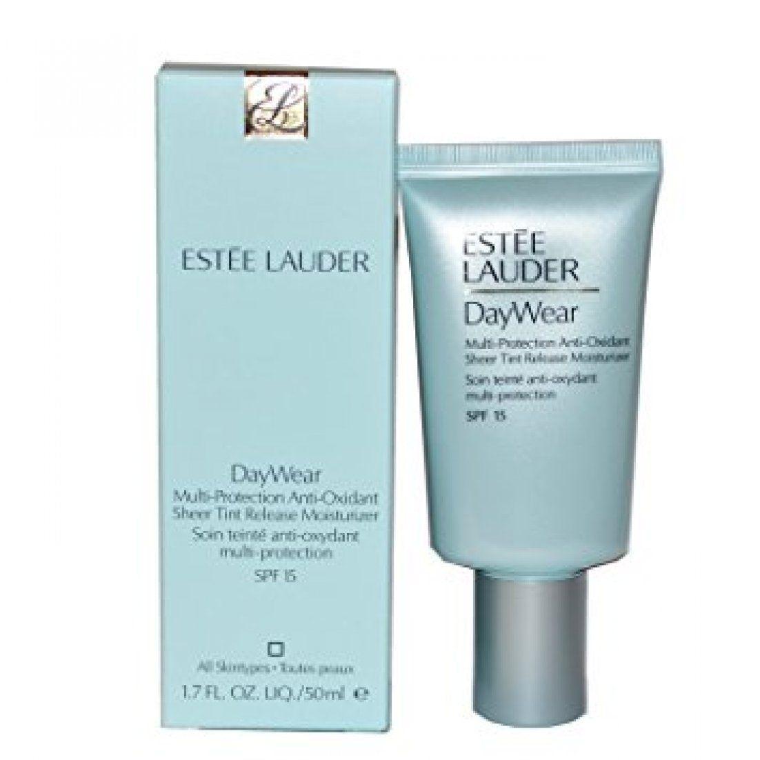 Estee Lauder Daywear Multi Protection Anti Oxidant Sheer Tint Release Moisturizer Spf15 50ml In 2020 Estee Estee Lauder Moisturizer
