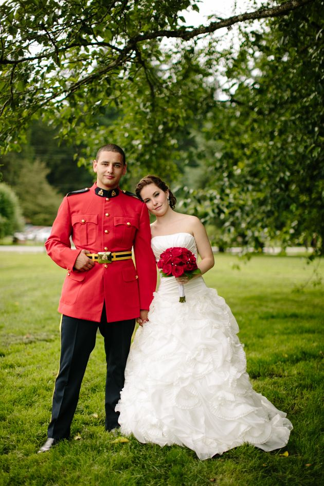 Mountie And His Gal Jamie Delaine Photography Vancouver Wedding Photographer Vancouver Wedding Wedding