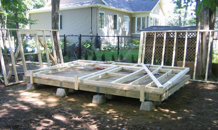 How To Build A Shed With Slanted Roof Step By Guide