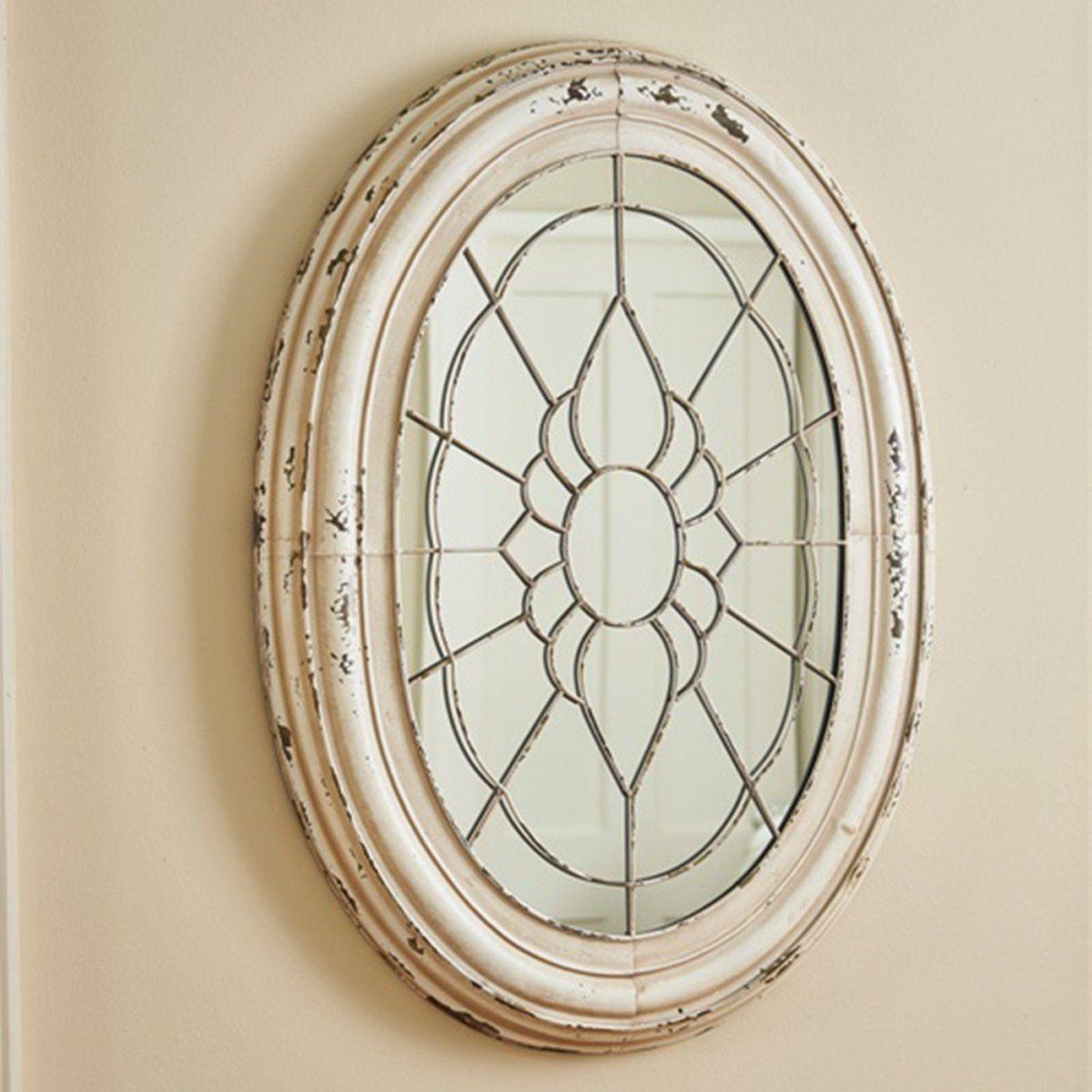 Window mirror decor  cream metal window frame mirror u snapdragon home  decor u more