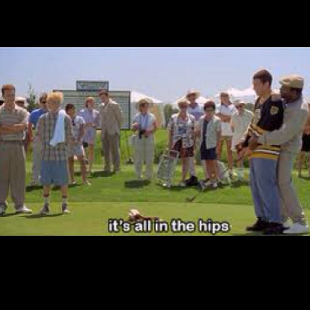 Golf Quotes From Movies: Funny Movies, Happy Gilmore