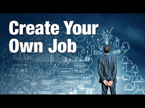 University of California - Create your own job (55mins) Future