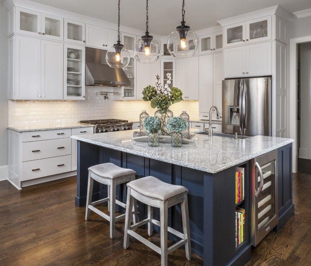 Kitchen Island Cabinets Design: 121 Kitchen Island Ideas You'll Love