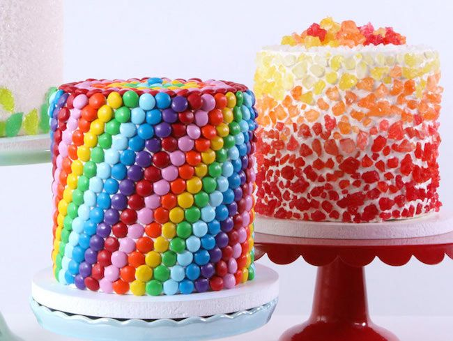 7 cake designs for beginners to tackle cake decorating for How to decorate a cake for beginners
