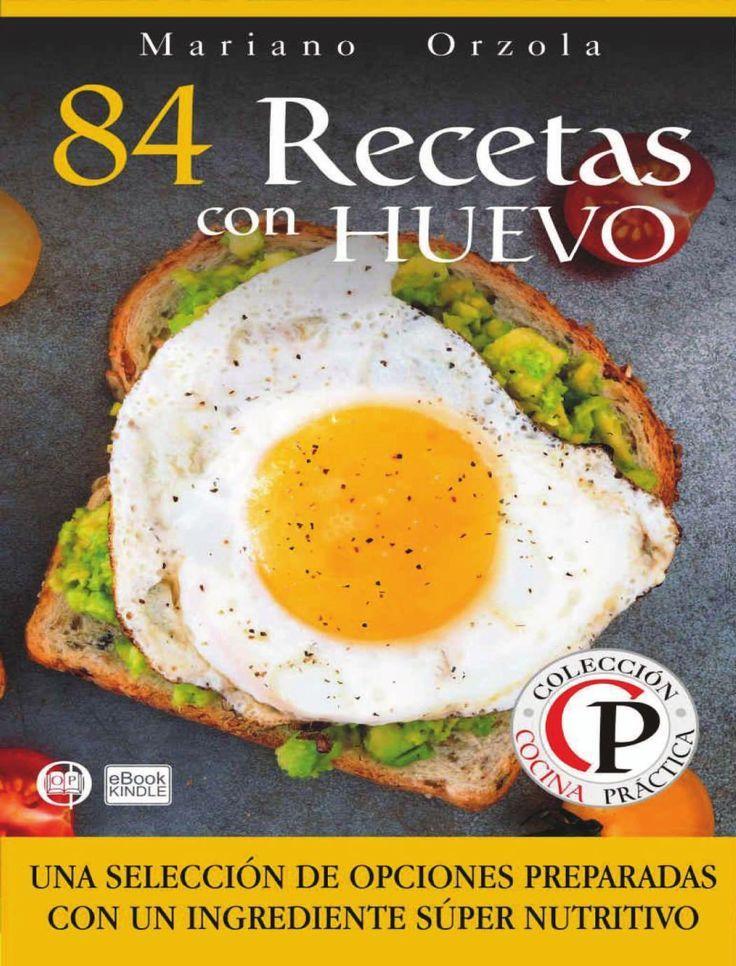 84 recetas con huevos  Mariano Orzola