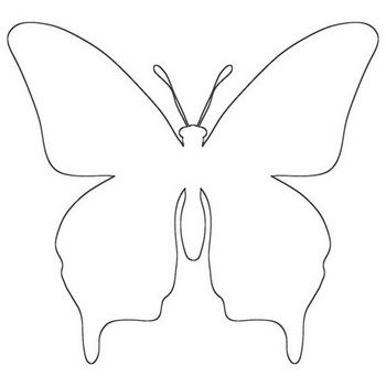 Butterfly Coloring Pages Beautiful Butterflies To Color Butterfly Coloring Page Butterfly Outline Coloring Pages
