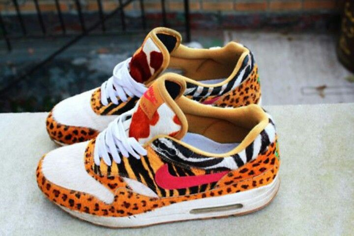 Yep! Tiger Striped Nikes. | ☆Sneakers☆ | Discount nike