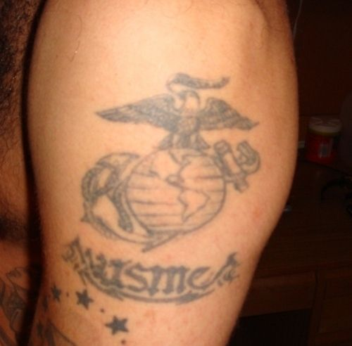 Tattoo Picture At Checkoutmyink Com: USMC Eagle Globe And Anchor