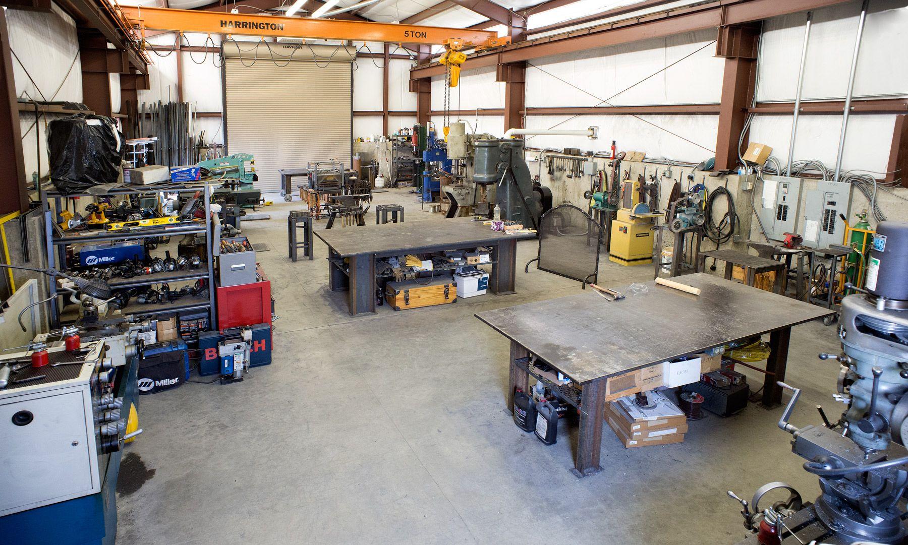 40x40 Pole Barn Garage