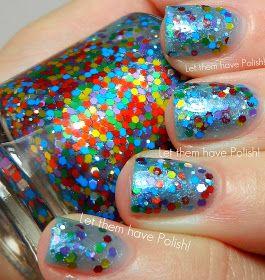 R. Hobby Cosmetics, Rainbow. I want this one!