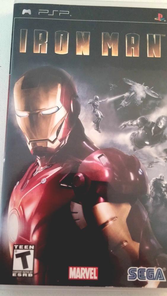 Iron Man PSP