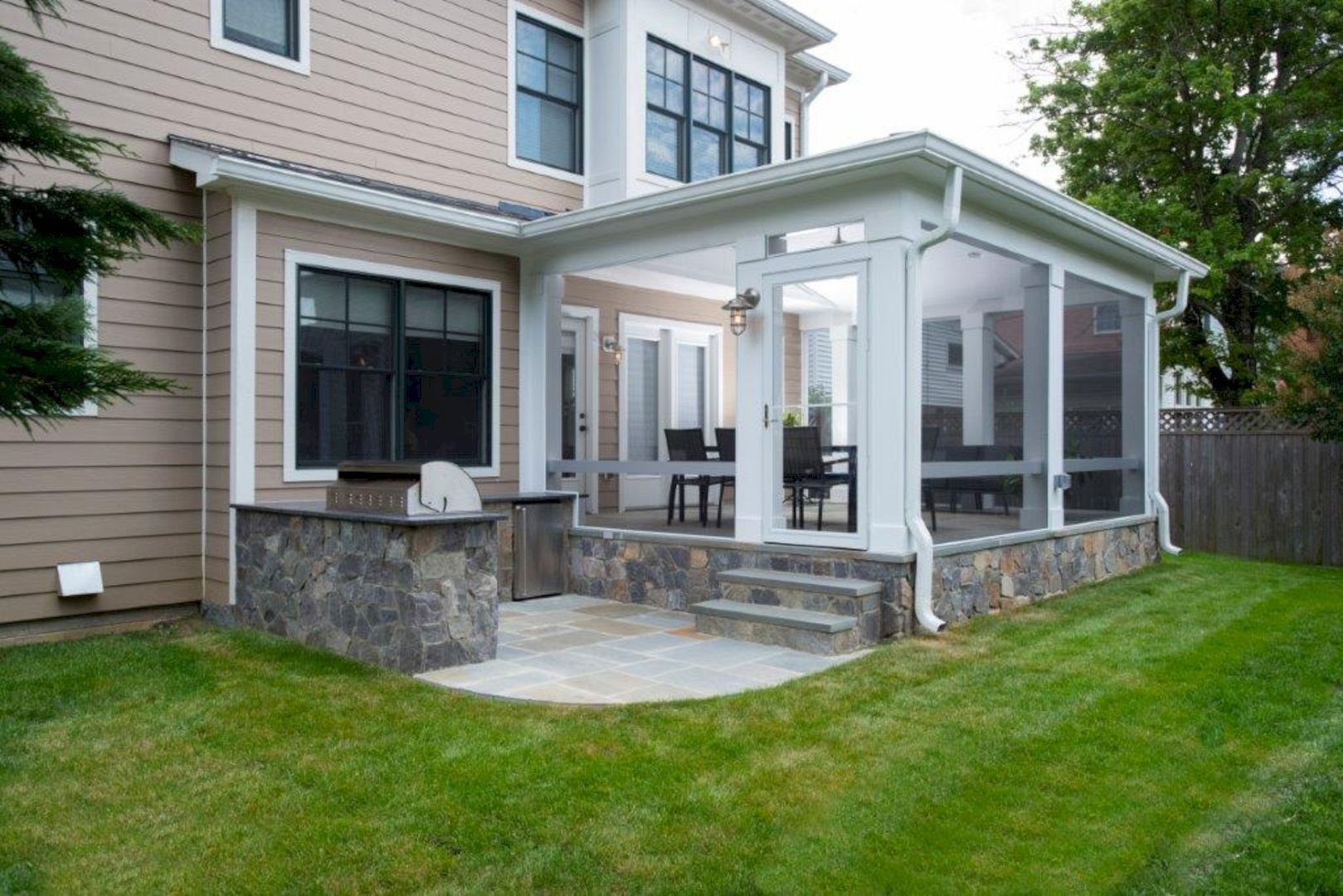 8 Ways To Have More Appealing Screened Porch Deck Screened Porch Designs Porch Design Screened In Patio