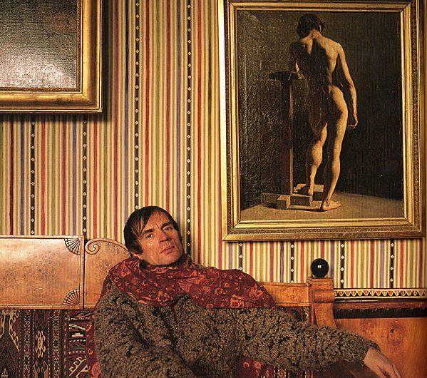 Rudolf Nourrev's Paris home