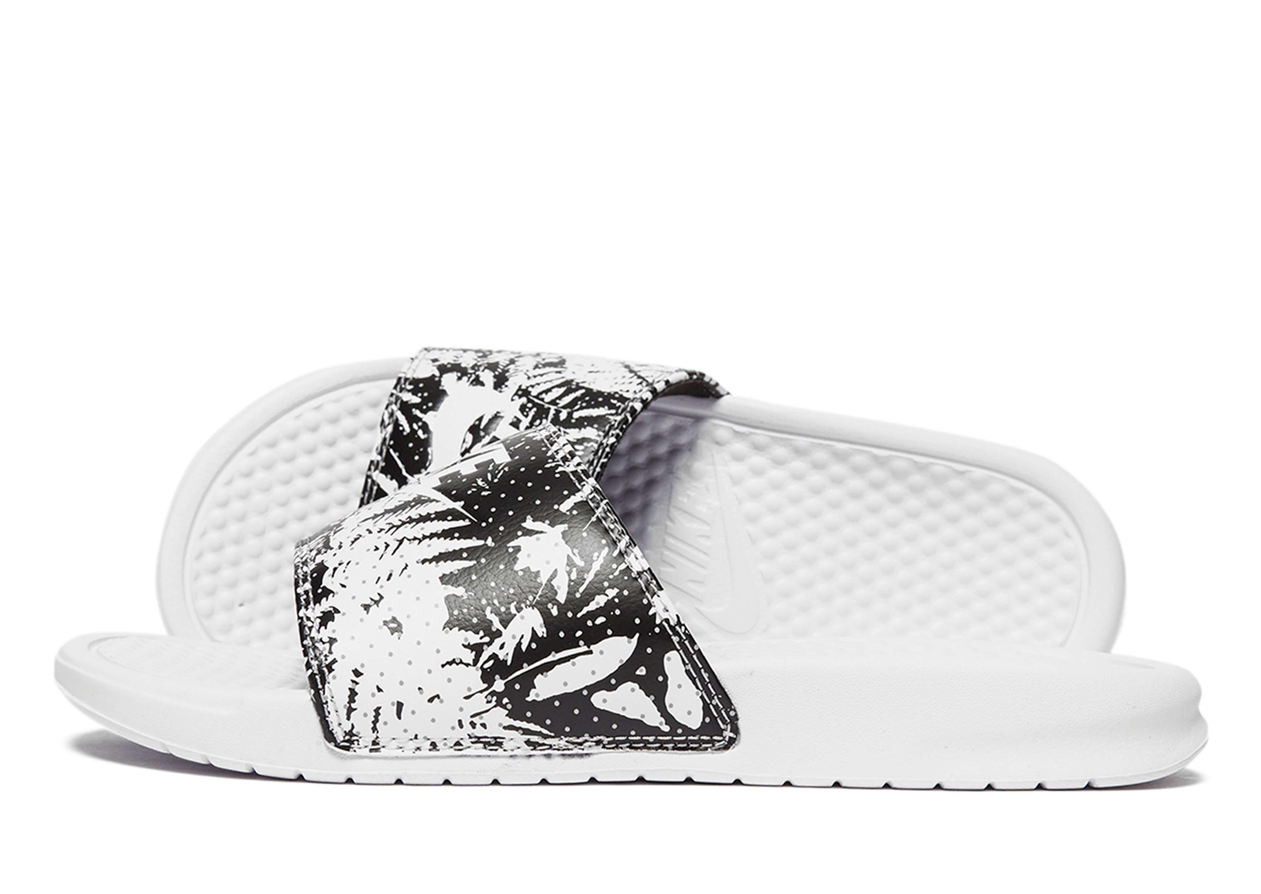 fef733a49909 Nike Benassi Just Do It Print Slides Women s - Shop online for Nike Benassi  Just Do It Print Slides Women s with JD Sports