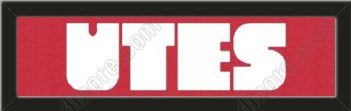 Utah utes memory mat customized name frame or purchase as utes utah utes memory mat customized name frame or purchase as utes letters cut out spiritdancerdesigns Images