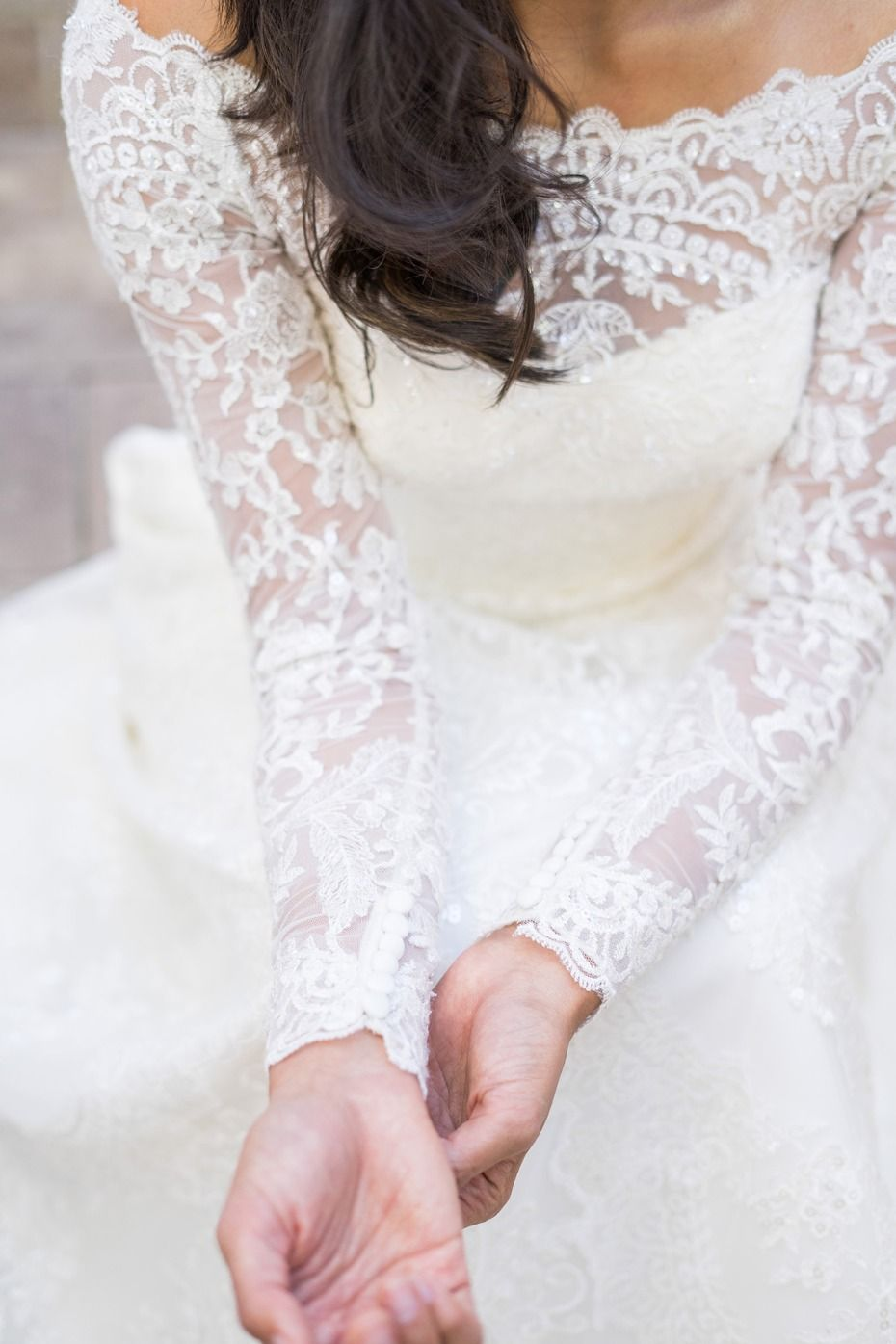 Traditional And Timeless David S Bridal Wins With Both Wedding