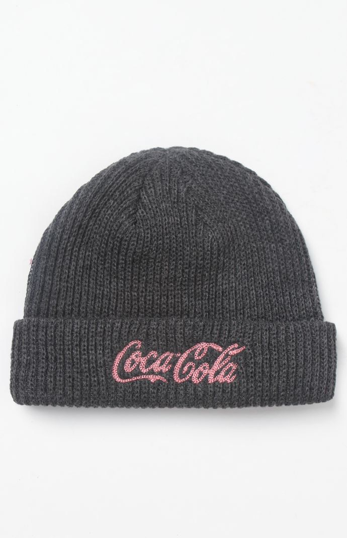 c2ed1e1141065 Hooked on x Coca-Cola Cuff Beanie that I found on the PacSun App ...