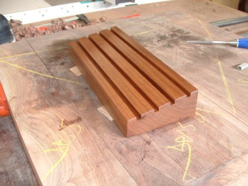 Challenge Coin Display Holder--Directions for woodworkers to