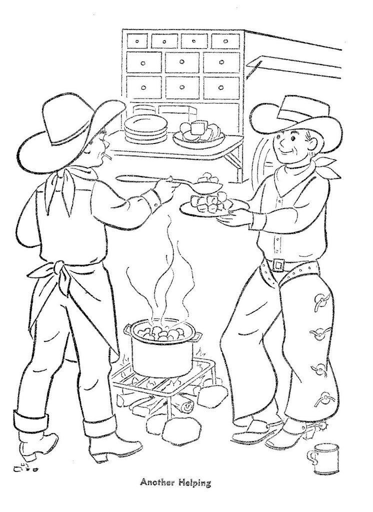 Cowboys I Really Like This I Can Use With My Chuckwagon