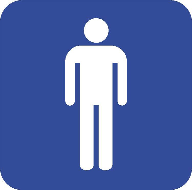 blue mens bathroom sign. interesting mens men bathroom sign selecting the best check more at  httpwwwshowerremodelsorg4261selectingthebestmenbathroomsignhtml intended blue mens m