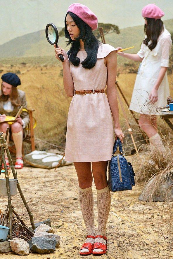 Vintage fashion orla kiely
