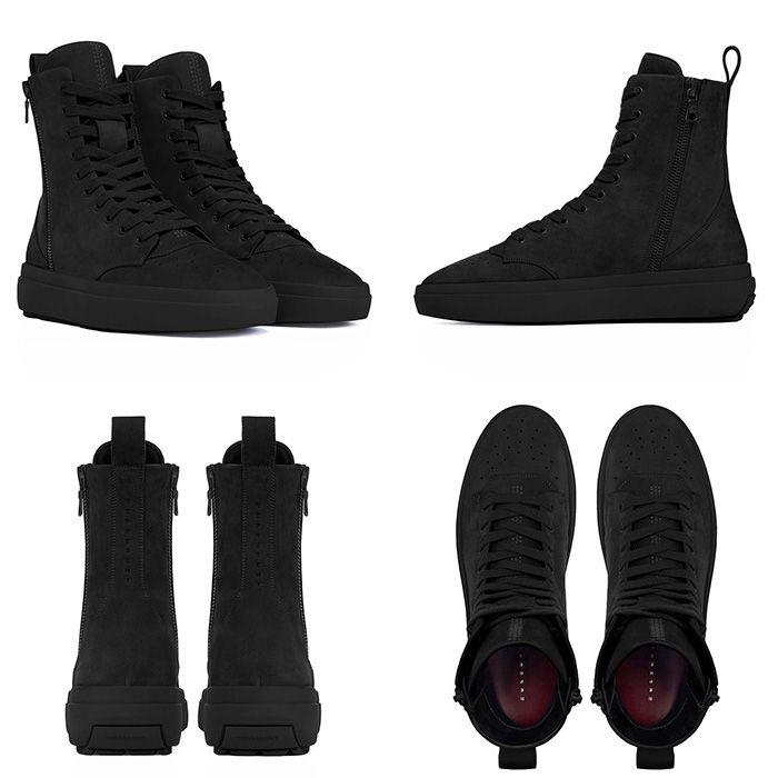 9989d21d1600 S.CURVE.STUDIO.  REPRESENT sneakers boots re-present ALPHA HIGHT ...