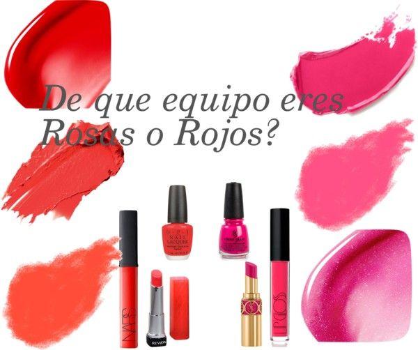 """Rosas O Rojos?"" by karycaicedo on Polyvore"