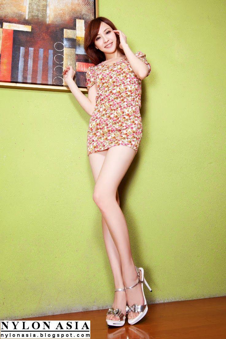 Hot asian legs