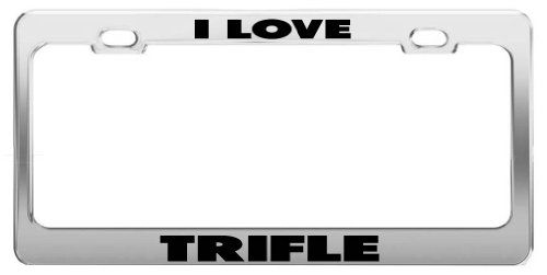 I/'D RATHER BE COOKING License Plate Frame Tag Holder
