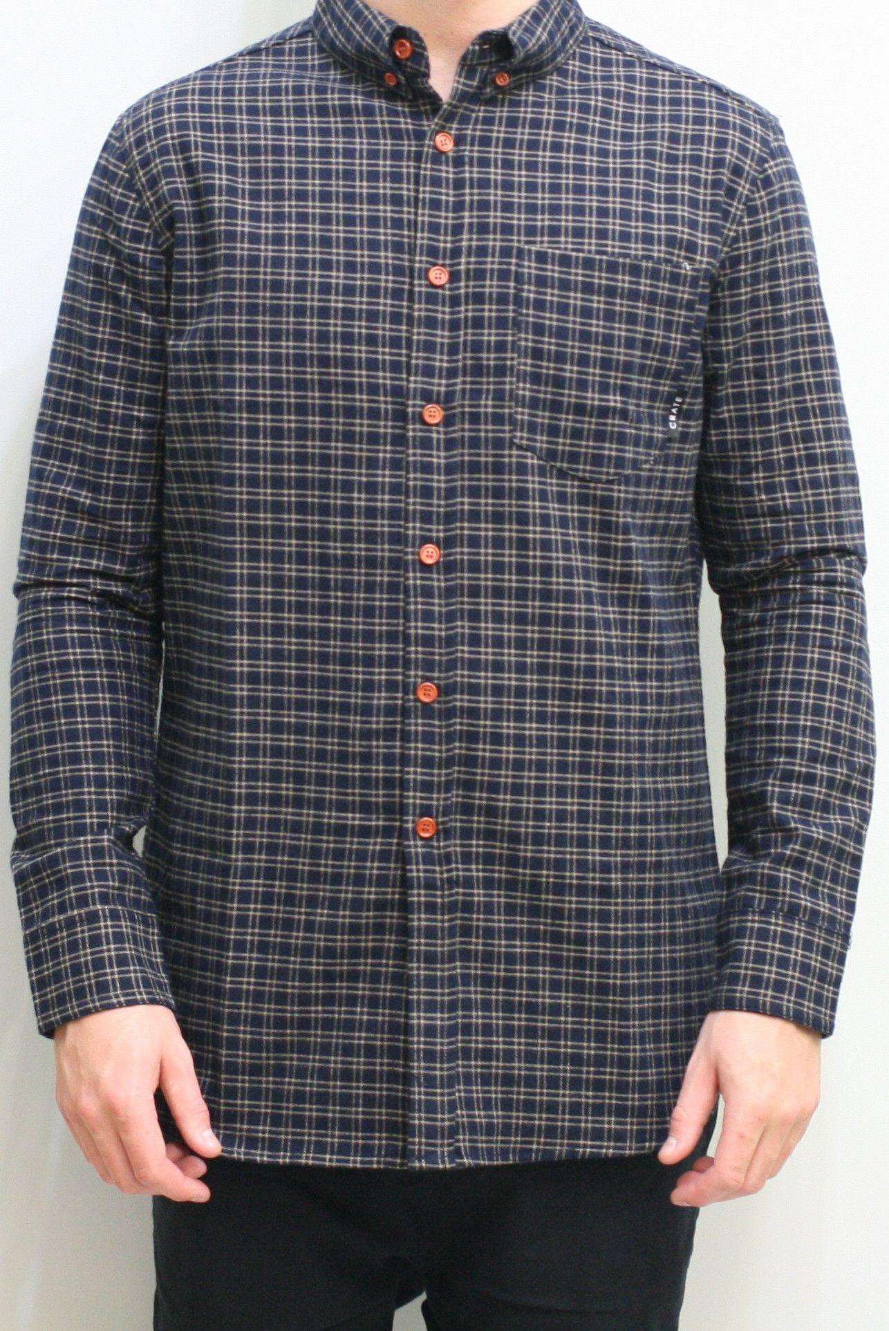 Flannel with shirt underneath  Tradie Flannel  Dark  Menus Shirts  Pinterest  Flannels