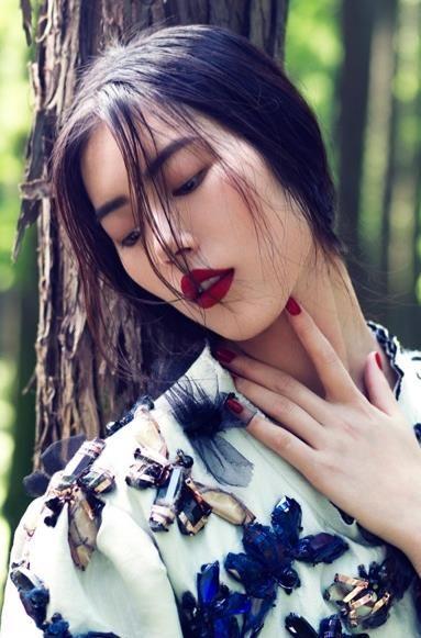pinterest.com/fra411 #asian #beauty - Liu Wen ♥    #네트워크마케팅    #관계마케팅 #피부 관리…