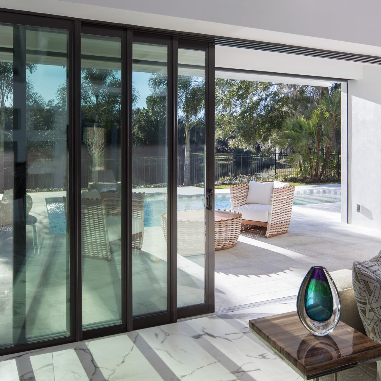 4780 4880 Pocket Sliding Patio Doors Ply Gem Sliding Patio Doors Glass Doors Patio Patio Doors