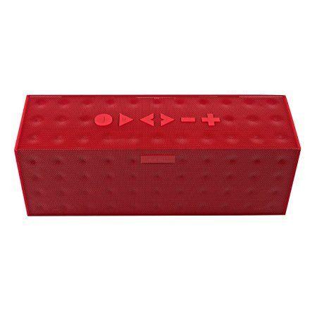 Jawbone BIG JAMBOX Wireless Bluetooth Speaker – Red Dot (Certified Refurbished) http://www.findcheapwireless.com/jawbone-big-jambox-wireless-bluetooth-speaker-red-dot-certified-refurbished-2/