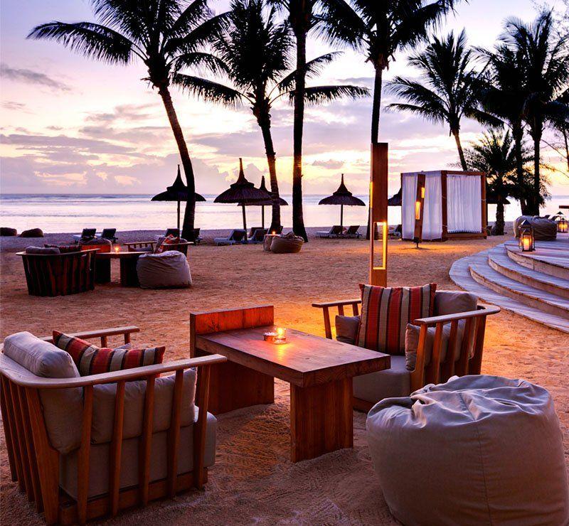 Bar Bleu Outrigger Mauritius Beach Resort Mauritius Beach Mauritius Resorts Beach Resorts