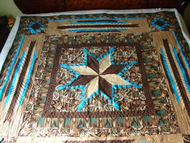 Cherokee Quilt Quilts Indian Quilt Quilts Star Quilt