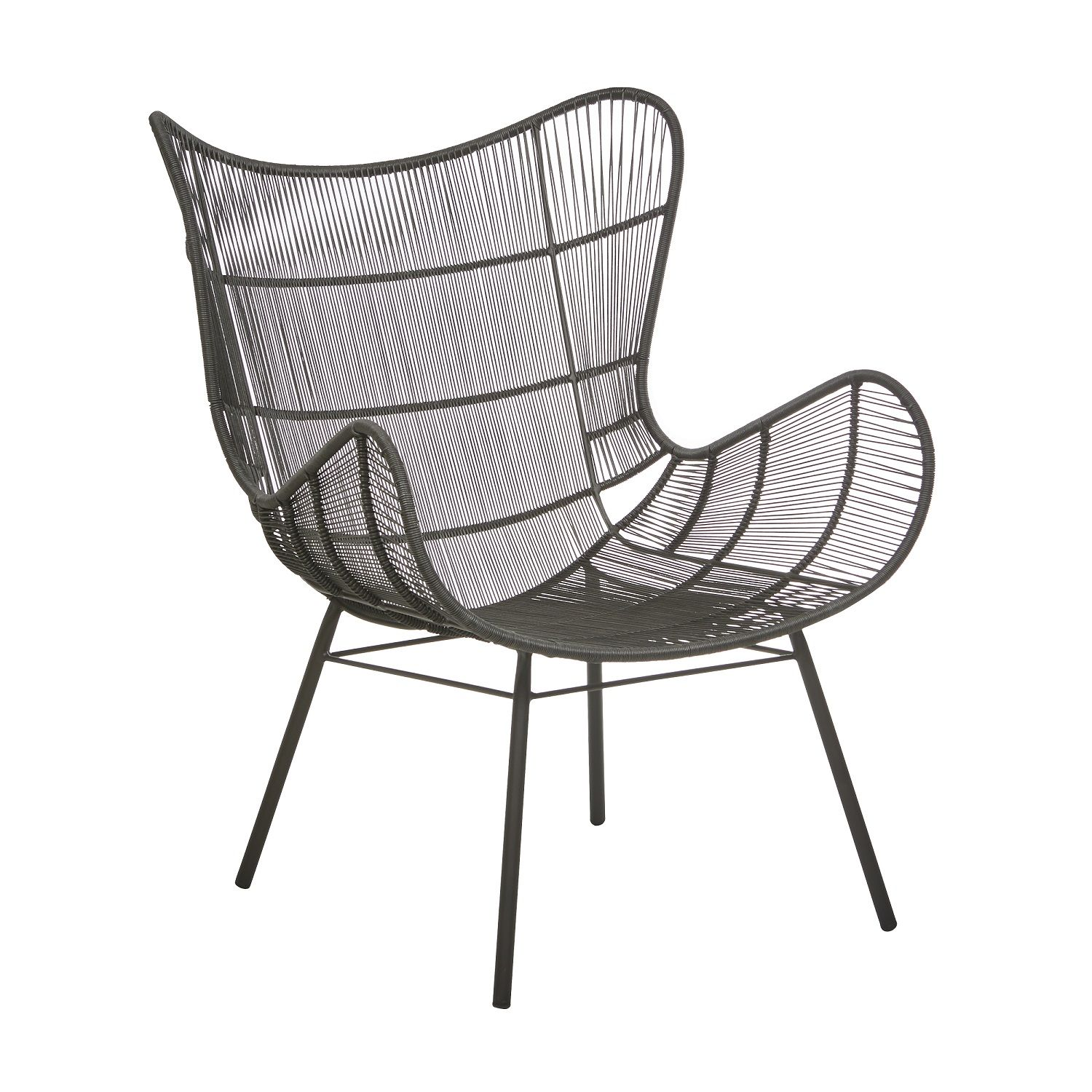 Cool Mauritius Wing Occasional Chair Globewest Outdoor Living Lamtechconsult Wood Chair Design Ideas Lamtechconsultcom
