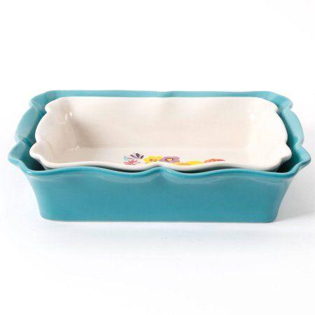 Home Ceramic Bakeware Set Ceramic Bakeware Pioneer Woman Flea