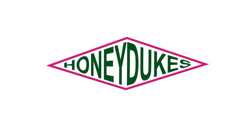 Honeydukes Svg Png Pdf Dxf Honey Dukes Logo Svg Honeydukes Etsy