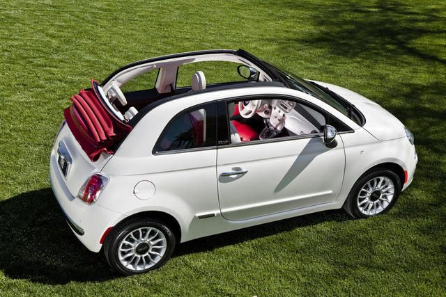 Fiat 500c Lounge With Images Fiat 500c