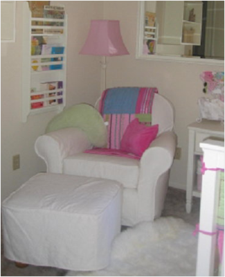 Pottery Barn Lullaby Rocker Slipcovers Coffee Tables Ideas