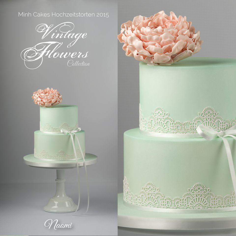 Minh Cakes Hochzeitstorte Pfingstrose Zurich Backen Wie Ein Profi