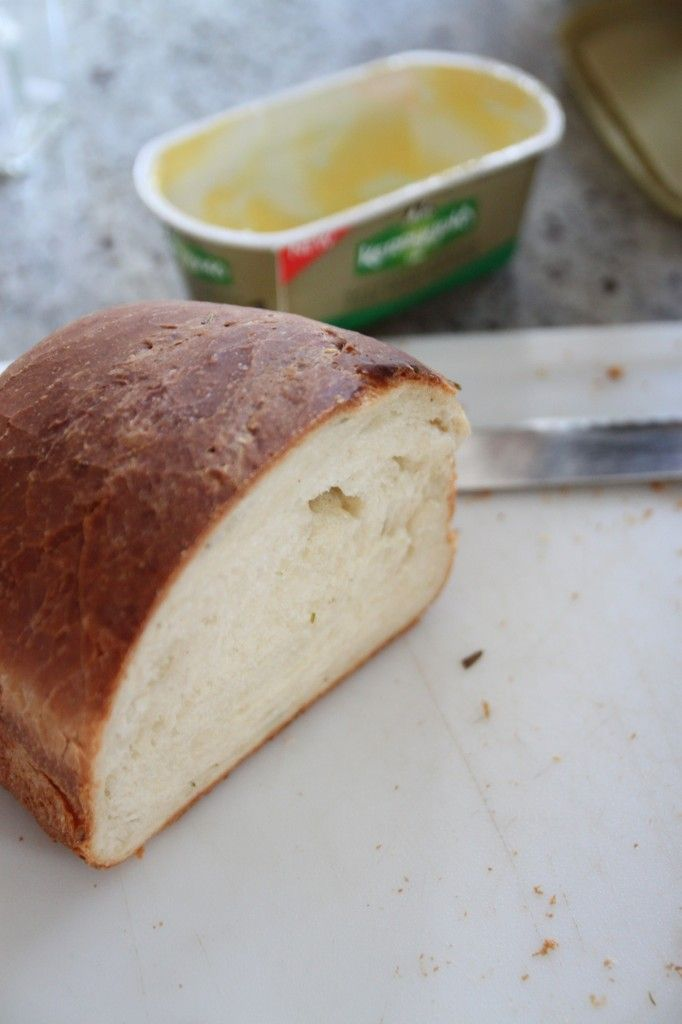 Rosemary and Olive Oil Farmhouse Bread (With images ...