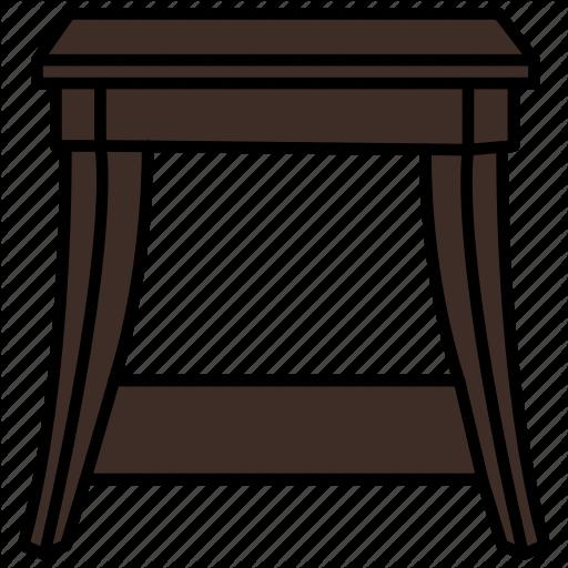 Desk Dining Furniture Interior Table Icon Download On Iconfinder Furniture Interior Table