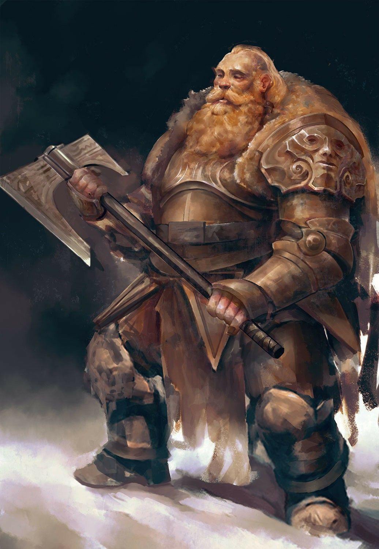 Pin by Вячеслав on Для днд | Fantasy dwarf, Fantasy